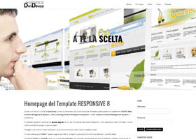 Template RESPONSIVE N.9